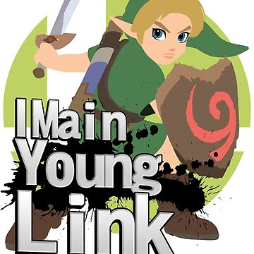 I Main Young Link - Super Smash Bros. Ultimate by PrincessCatanna