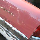 """""""1955 Packard"""" by Lynn Bawden"""