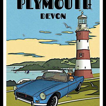 Plymouth by stevenpoulton