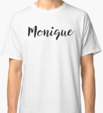Monique Name T Shirts Redbubble