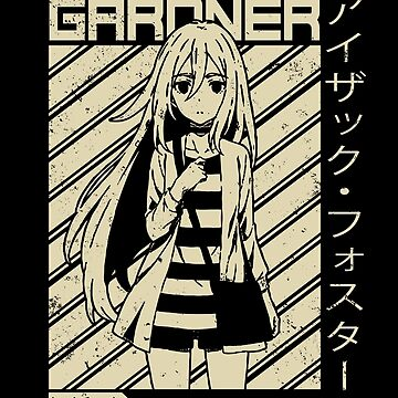 Rachel Ray Gardner - Angels of Death | Anime Shirt by mzethner