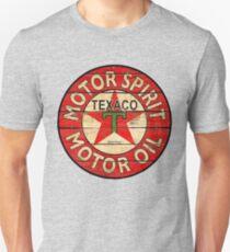 Texaco Oil Unisex T-Shirt