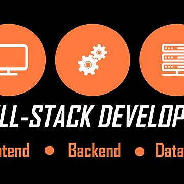 fullstack developer full-stack developer by yourgeekside