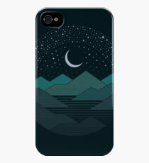 Between The Mountains And The Stars iPhone 4s/4 Case