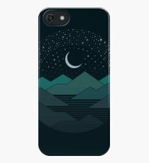 Between The Mountains And The Stars iPhone SE/5s/5 Case