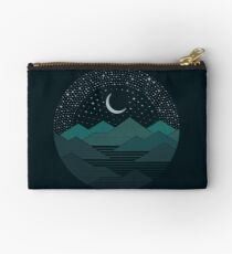 Between The Mountains And The Stars Studio Pouch