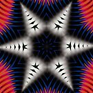Kaleidoscope designs by Dareimages