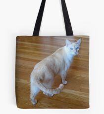 Oscar on the Move Tote Bag