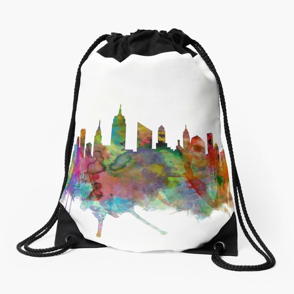New York City Skyline Turnbeutel