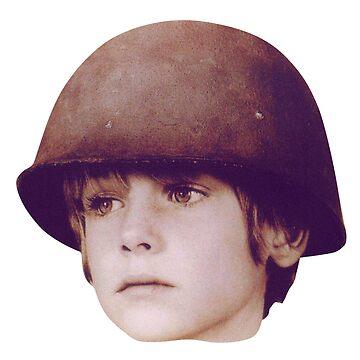 U2 WAR KID by megaman1980