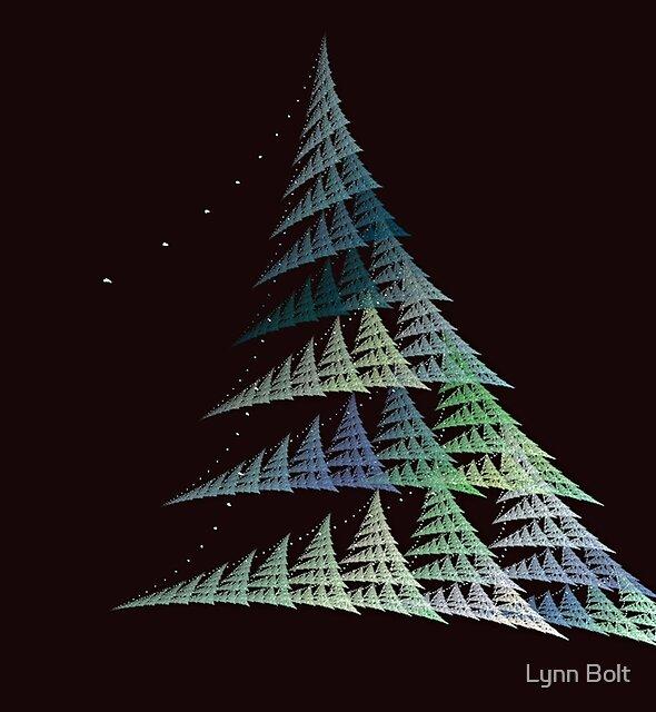 Christmas Trees by Lynn Bolt