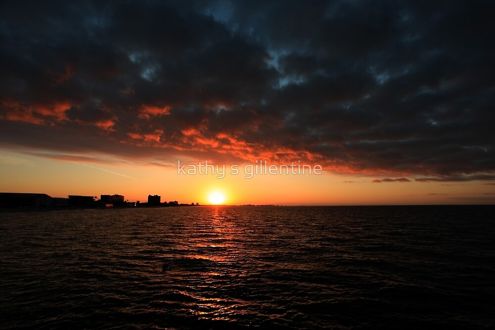 1/1/11 sunrise by kathy s gillentine