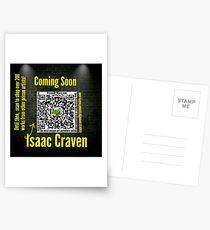 PrisonArtWare.com welcomes Isaac Craven to the internet  Postcards