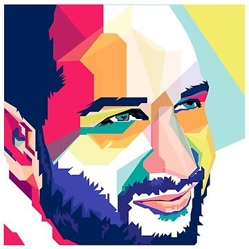 Custom wpap portrait  by NoraMohammed