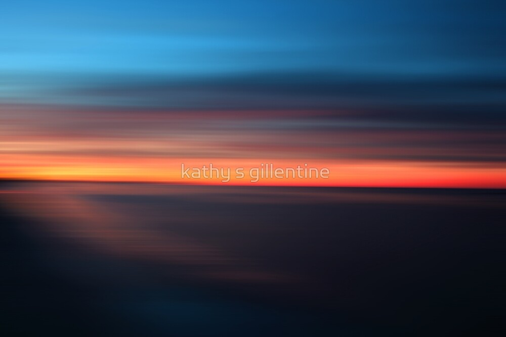 a beautiful blur by kathy s gillentine