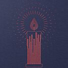 HOLIDAYS / Candle by Daniel Coulmann