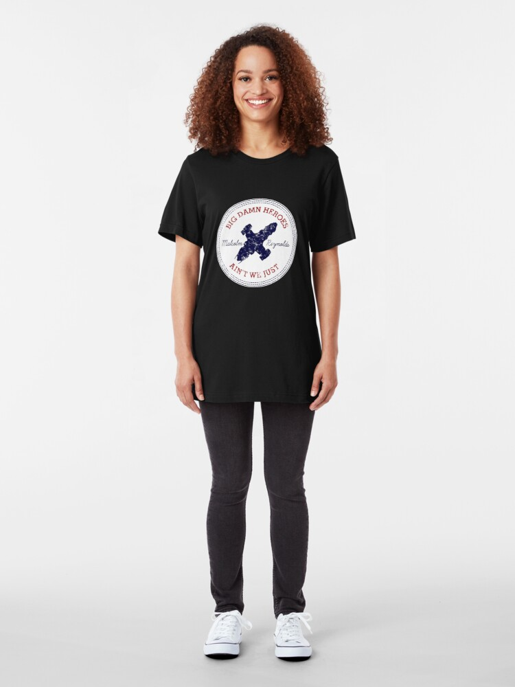 Vista alternativa de Camiseta ajustada The Verse All Stars