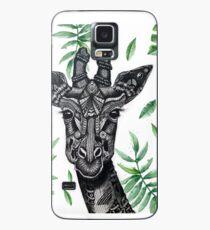 """Jirafa Zen """"África"""" Case/Skin for Samsung Galaxy"""