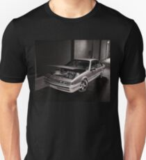 Silver Holden VL Commodore Turbo Unisex T-Shirt
