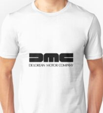 DeLorean Motor Co. Unisex T-Shirt