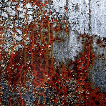 Rusted Metal by davesphotoart
