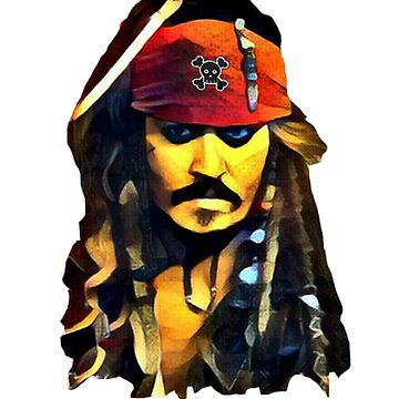 Captain Jack Sparrow,Pirates,Pirates of the Caribbean,Johnny Depp by kartickdutta101