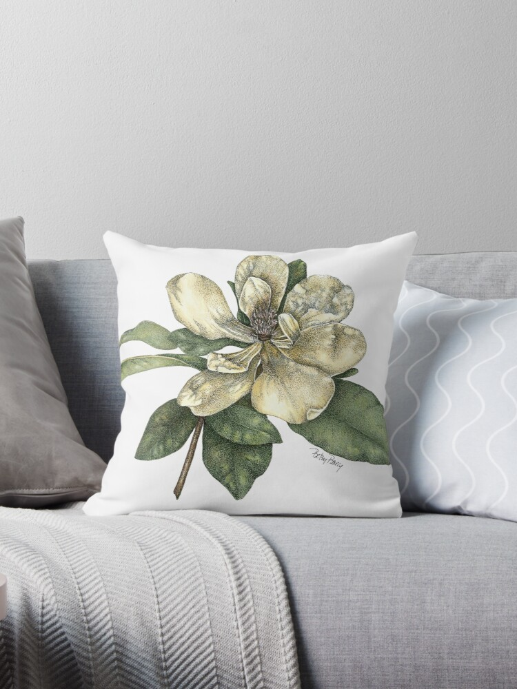 Magnolie Blume von Betsybarry
