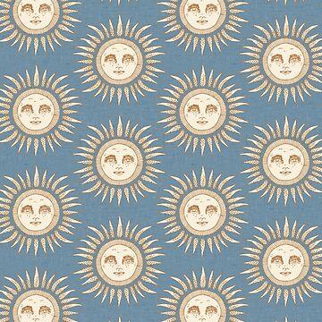 sun blue by scrummy
