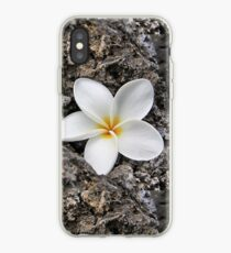 Soft Plumeria iPhone Case