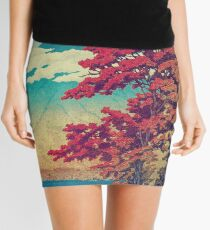 The New Year in Hisseii Mini Skirt