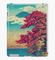 The New Year in Hisseii iPad Case/Skin