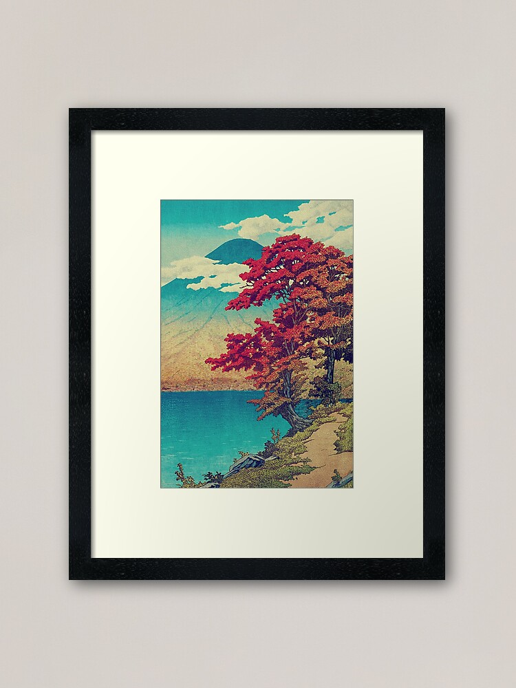 Alternate view of The New Year in Hisseii Framed Art Print