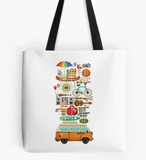 Best trip ever Tote Bag