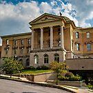 The Garrett County (Maryland) Court House by Bryan D. Spellman