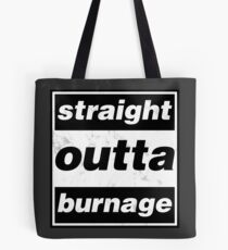 Straight Outta Burnage, Our Kid Tote Bag