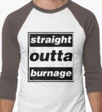 Straight Outta Burnage, Our Kid Men's Baseball ¾ T-Shirt