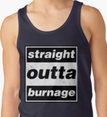 Straight Outta Burnage, Our Kid Tank Top