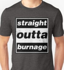 Straight Outta Burnage, Our Kid Unisex T-Shirt