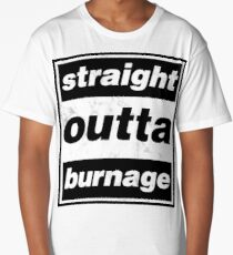 Straight Outta Burnage, Our Kid Long T-Shirt