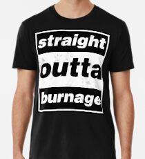 Straight Outta Burnage, Our Kid Premium T-Shirt