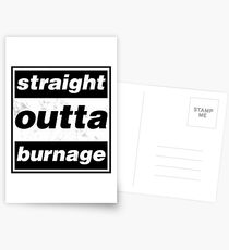 Straight Outta Burnage, Our Kid Postcards