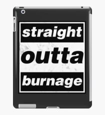 Straight Outta Burnage, Our Kid iPad Case/Skin