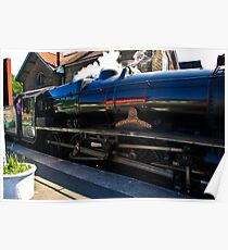 Steam at Grosmont Poster