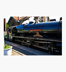 Steam at Grosmont Photographic Print