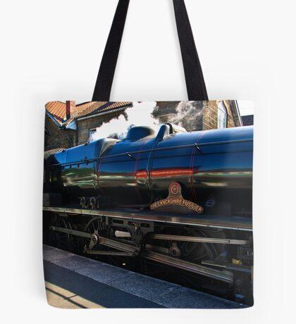 Steam at Grosmont Tote Bag