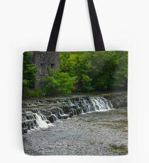 Bainbridge Falls Tote Bag