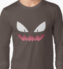 Pokemon - Haunter / Ghost Long Sleeve T-Shirt