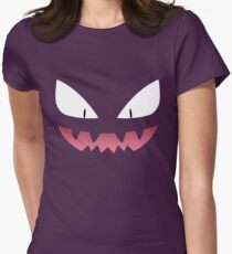 Pokemon - Haunter / Ghost Women's Fitted T-Shirt