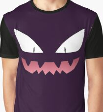 Pokemon - Haunter / Ghost Graphic T-Shirt