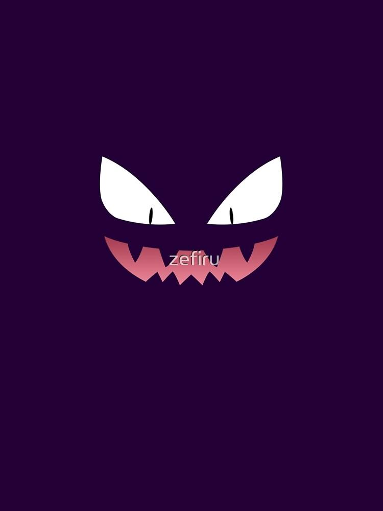 Pokemon - Haunter / Fantasma de zefiru
